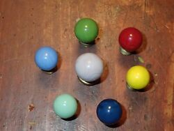 Marbles M. F. Christensen Complete Collection Of Opaques With Elusive Lavander