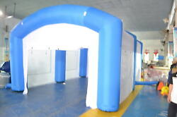 21and039 X 15and039 Inflatable Tent/blower 4 Advertising Promotions And Tent Rentals