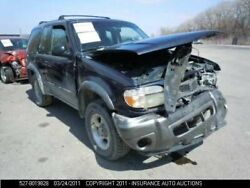 Transfer Case 4wd Part-time Electric Shift Fits 99-01 Mountaineer 199303