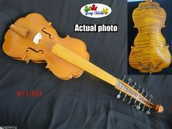 Baroque Style Song Maestro 7andtimes7 Strings 20 Viola Dand039amore Of Concert Play 11080