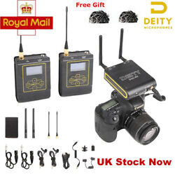 New Deity Connect Wireless Lavalier Microphone Sma 2.4ghz System 18 Channels