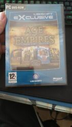 Age Of Empires Collectors Edition Pc Brand New Sealed Rare