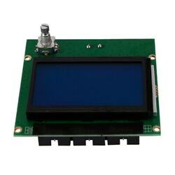 30xnew 1.4 3d Printer Screen Display 12864 Lcd Ender-3 Ramps Screen + Cable