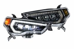 Morimoto Xb Led Projector Headlights Fits Toyota 4runner 2014-2020 Plug And Play