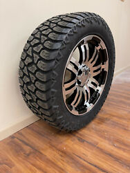 20x9 Vision Warrior Wheels Rims 32 Amp At Tires 5x150 Toyota Tundra Sequoia