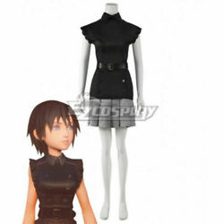 Kingdom Hearts Iii Xion Shion New Outfit Dress Game Cosplay Costume Q
