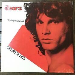 1980 Factory Sealed - The Doors Andlrmandndash Greatest Hits Vinyl Lp Compilation Stereo