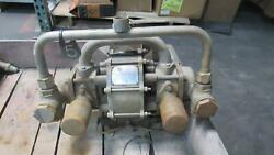 Used Graco Glutton Air Powered Pneumatic Plunger Diaphragm Pump 220-663 20