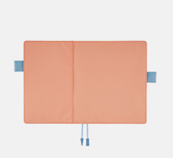 Hobonichi Peach Sky A5 Size Cover ONLY AU $44.95