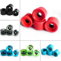 Pu Skateboard Wheels 70x51mm Tires Spare Replacement Outdoor Accessories