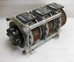 Staco Energy Variable Transformer - Type 2510-3 - 0-240/280v 25a Input Vol240a