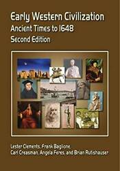 Early Western Civilization Ancient Times To 1648 Second Edition - Good