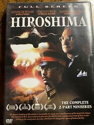 Hiroshima Dvd, 2006 The American And Japanese Story Of The Atomic Bombing