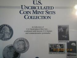 Us Uncirculated Coin Mint Set Collection Complete 1966 To 2000 Super Collection