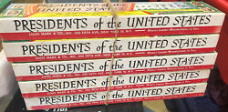 Marx Presidents Of The United States - 5 Box Set Complete