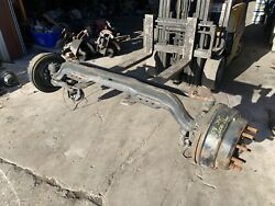 Used Peterbilt 14600k Spicer Front Axle