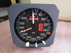 2594466-901 Mach/airspeed Indicator Mfg By Honeywell-ground Use Only