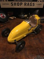 Vintage Gas Powered Ohlsson And Rice Tether Car 01
