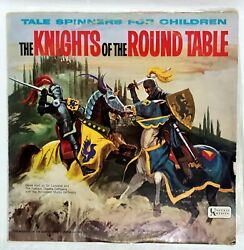 Lp 🎼 Tale Spinners The Knights Of The Round Table🎵vinyl Record Album Uac-11005