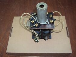 Wood Freeman Autopilot Relay Assembly Model 11 / 15 For 32 Volts Used Working