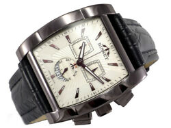Bisset Alone Bs25x11 Chronograph Swiss Made Menand039s Watches