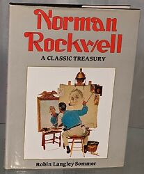 Norman Rockwell A Classic Treasury By Robin Langley Sommer 1993