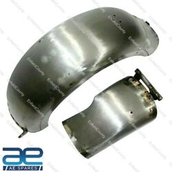 For Sunbeam S7 Front And Rear Fenders Mudguards Reproduction Ecs