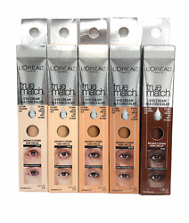 L#x27;Oreal True Match Eye Cream in a Concealer 0.40Oz 12mL NEW IN BOX *YOU PICK *