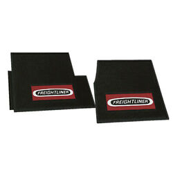 Freightliner Fld112 Fld120 And Classic Models 1/2 Thick Rubber Vinyl Floor Mats