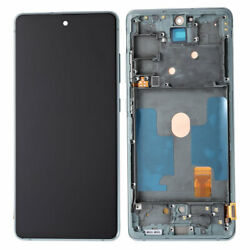 For Samsung Galaxy S20 Fe G780 Lcd Display Touch Screen+frame Oem Us Cloud Mint