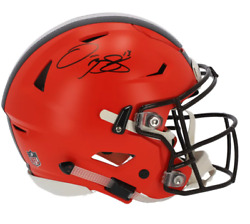 Odell Beckham Jr Cleveland Browns Signed Riddell Speed Flex Authentic Helmet