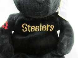Salvino's Nfl Team Bammers - Pittsburgh Steelers 1 Bear - Brand New - Numbered