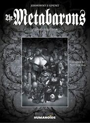 The Metabarons Ultimate Collection By Jodorowsky/gimenez Sealed Nib