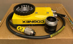 New Cognex In-sight Is5100-11 + Led Ring + Lens + Cable Vision Camera Guaranteed