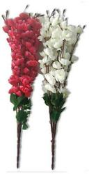 Artificial Flower Bunch For Home Decor Flowers For Vase S Artificial xQG