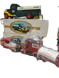 Vintage Antique Toy Trucks The Original Hess, Texaco And Campbells
