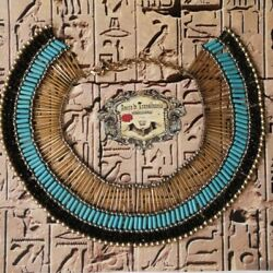Egyptian Collier Ethnic Jewelry Rare Necklaces Antique Jewels Collectibles Charm