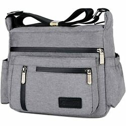 Scioltoo Crossbody Bags Women Travel Purses And Handbags With Lots Of Pockets $35.66