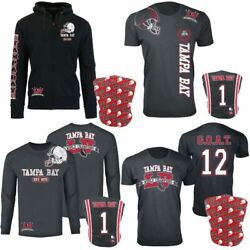 Menand039s Tampa Bay Football Champions Shirt Or Hoodie With Gaiter