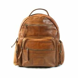 Rawlings Heritage Collection 21quot; Distressed Leather Backpack $188.08