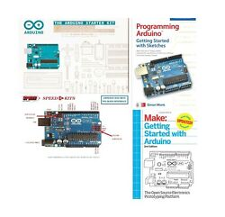 Arduino Starter Kit - English Official Kit With 170 Page Book - K000007 Plus ...