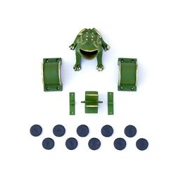 """Cadenas - Frog Game / Sapo Game/ Toad In The Hole Game """"complete"""" Cast Iron ..."""