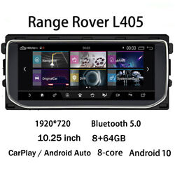 Car Multimedia Gps Radio Navigation Dvd Android For Land Rover Range Rover L405