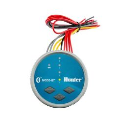 Spw Hunter Node-bt-400 Four Zone Bluetooth Enabled Irrigation Controller 4 St...