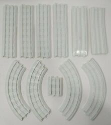 Lionel The Polar Express 7-11371 Little Lines, Mix Of Replacement White Tracks