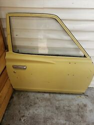 Fit Datsun 620 Pickup Truck 1972 79 Single Cabin`s Complete Right Door Used