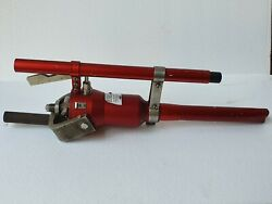 Restech Norway Plt Pneumatic Line Thrower For Projectile 2101 For Parts Only 1