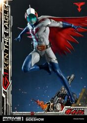 G-1 Ken The Eagle Statue By Prime1 Studio 14 Scale Gatchaman Sideshow