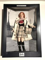 Barbie Doll Limited Edition 2000 Mattel Vintage Collectibles New Nrfb
