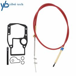 Lower Shift Cable Assembly For Omc Cobra Sterndrive Replaces 987661 New